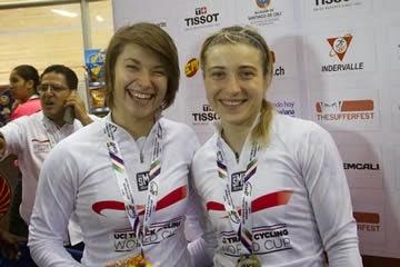 DEPORTES: UCI Ciclismo de pista Copa del Mundo. Balance de la jornada y medallas