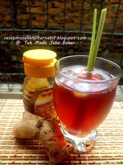 22 Manfaat Jahe Merah Dan Madu Untuk Diet Paling Sukses dan Super Ampuh