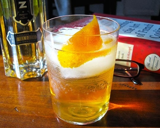 Feasting on Richmond: Traditional Elder-Fashioned Cocktail ...