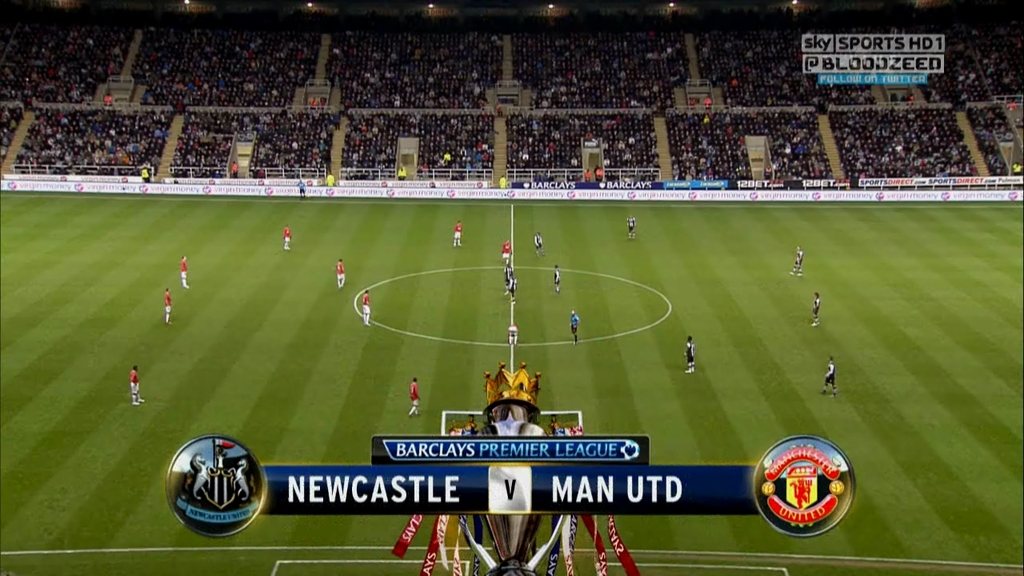 Newcastle United vs Manchester United