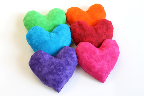 https://www.etsy.com/listing/157835152/rainbow-bean-bags-heart-shaped-lime