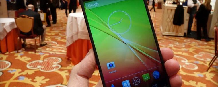لأول مرة هاتف ذكي يدعم سعة تخزينية تصل إلى 320 غيغابايت !