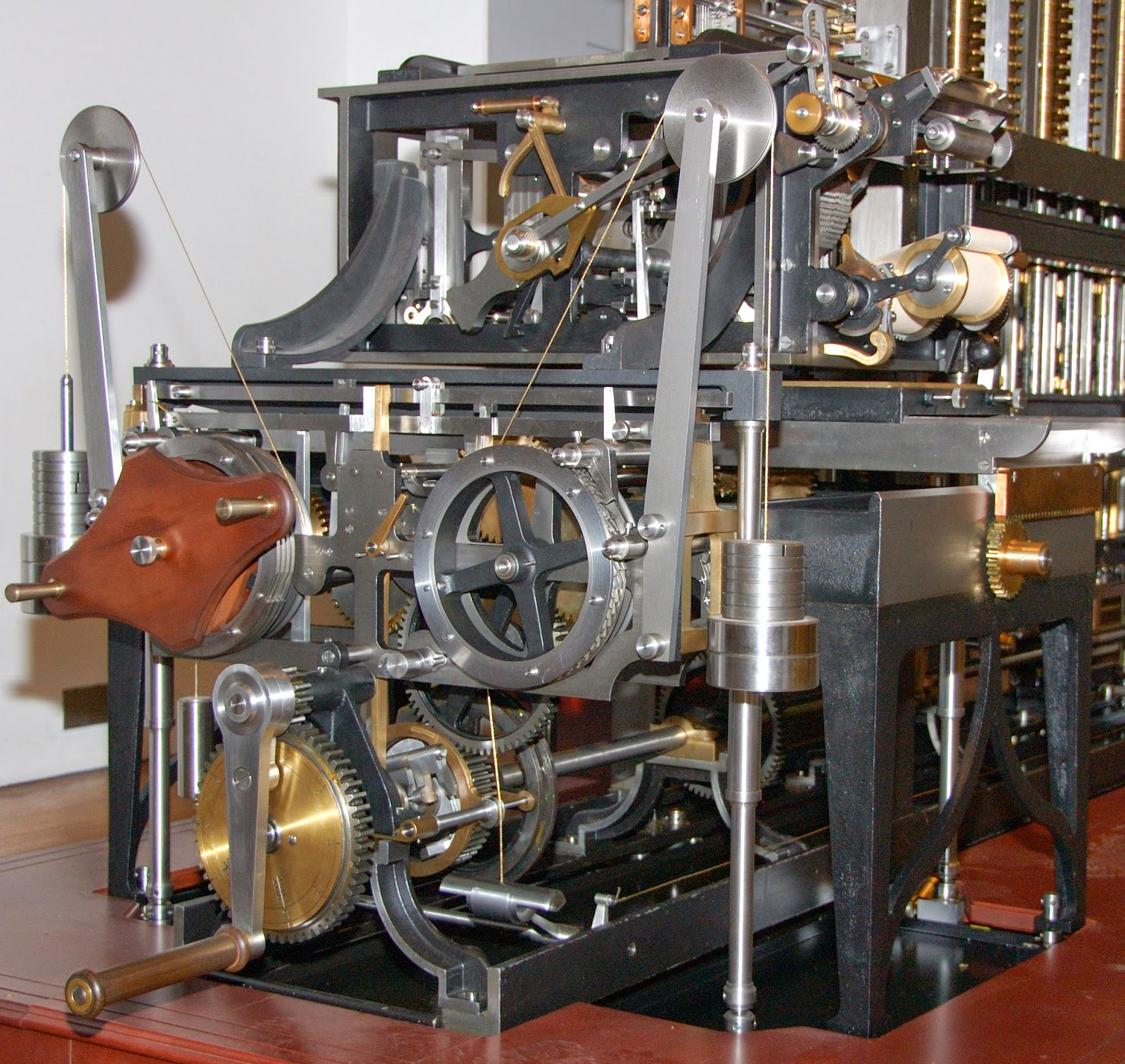 Plan 28 Blog Babbages Language of Thought – Difference Engine Diagram