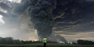 5 Ledakan Terdasyat, Namun Bukan Nuklir