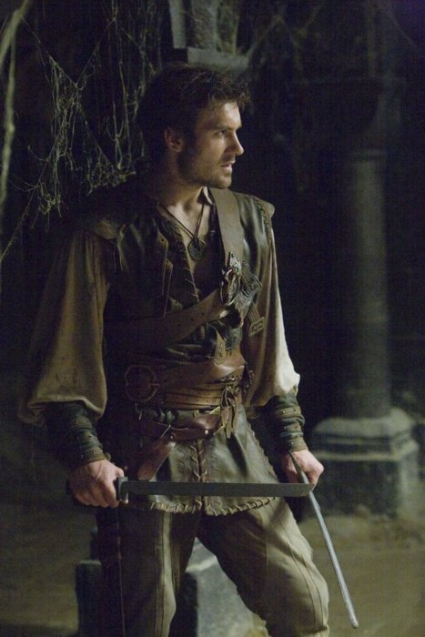 Clive Standen Gawain P...