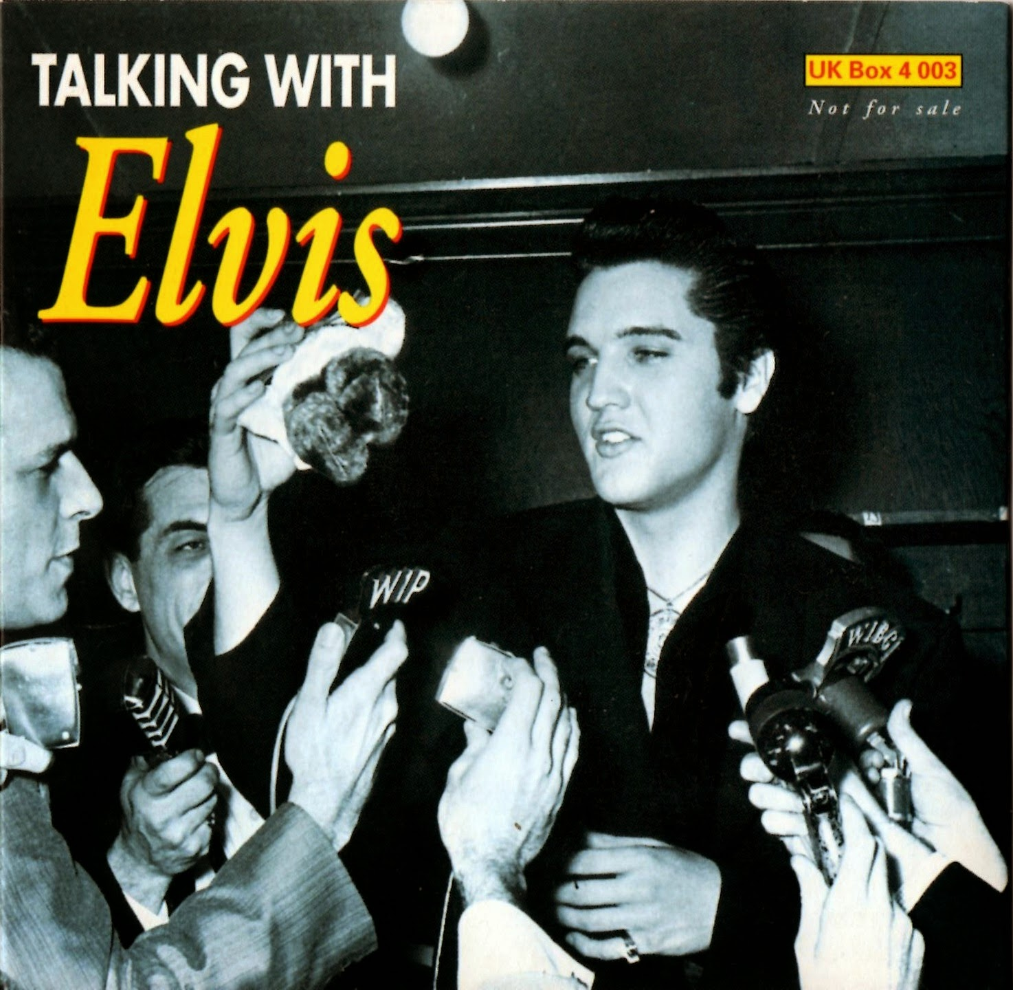 talking with elvis
