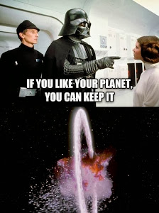 If you like your planet...
