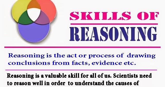 bonvictor.blogspot.com: Developing reasoning skills