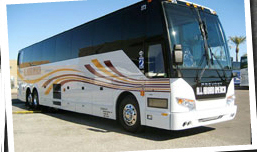 bus charter service