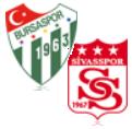 Bursaspor - Sivasspor