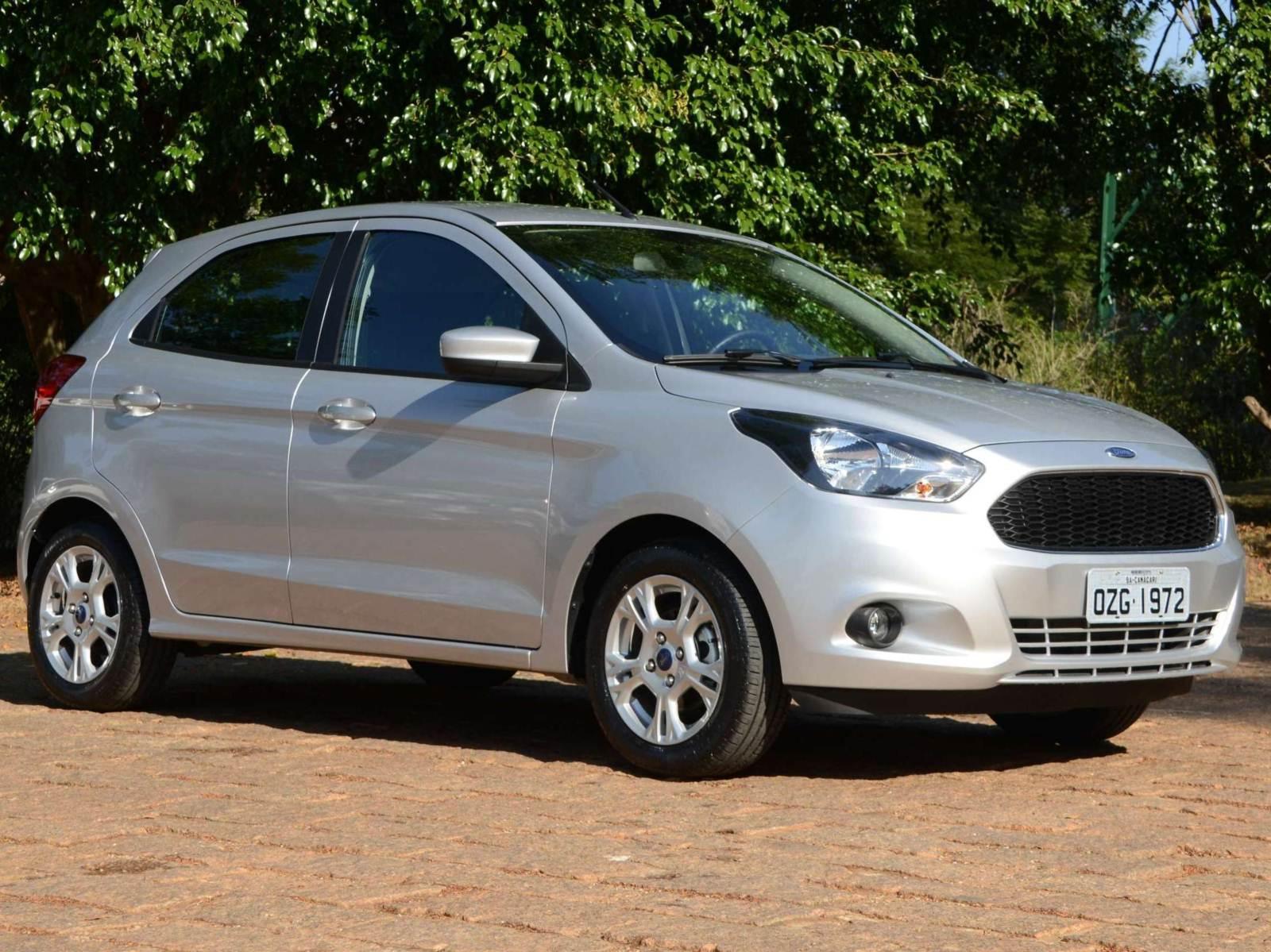 Novo Ford Ka Sel