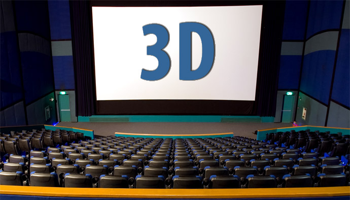 3d cinema theatre