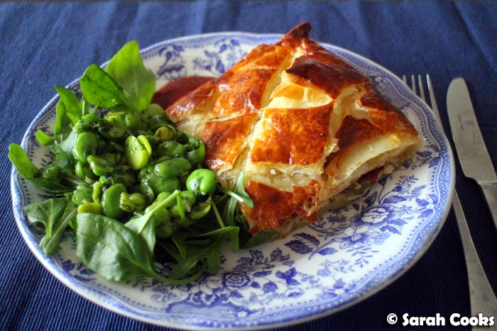 Nigel Slater S Chicken Bacon And Leek Pie