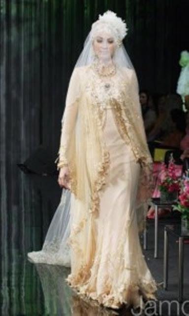 kebaya pengantin terbaru