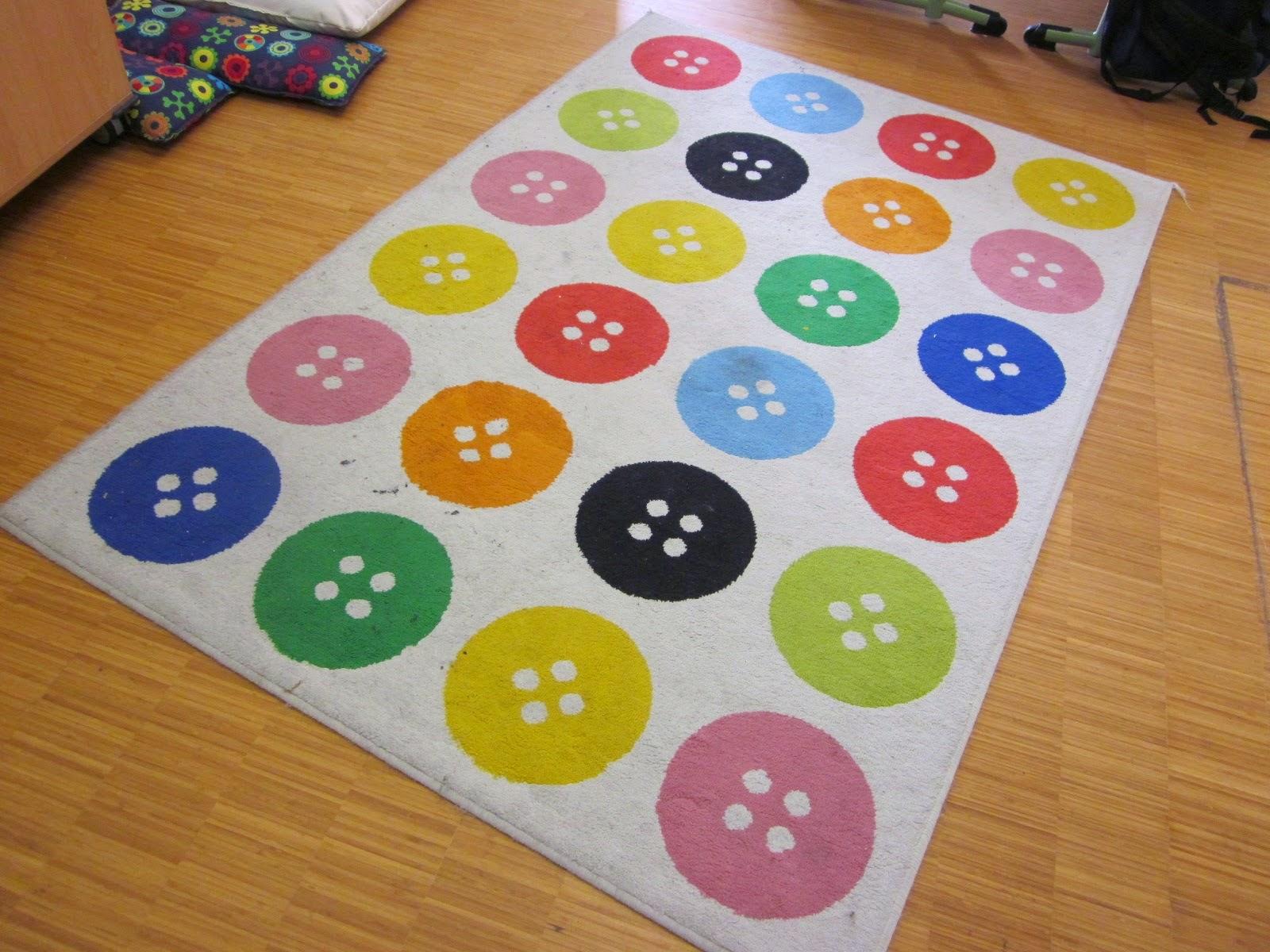 Peque o ele que har as en clase con esta alfombra for Dibujos para alfombras