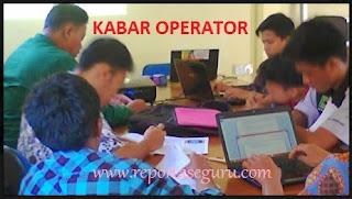 Catat, Daftar Nama Kontak Person Relawan Operator Dapodik Lengkap Semua Jenjang