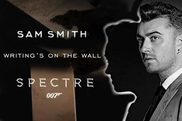Writings on the Wall Guitar CHORDS Sam Smith | Spectre, James Bond 007
