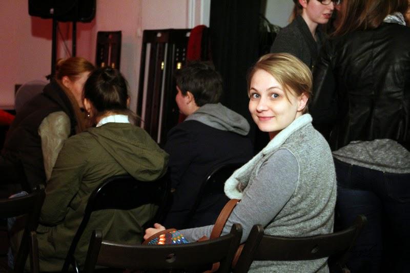 Geek Girls Carrots Łódź, kobieta, uśmiech