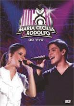 DVD Maria Cecilia e Rodolfo - Ao Vivo em Goiânia (2009)