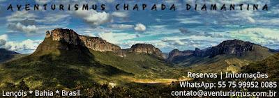 AVENTURISMUS CHAPADA DIAMANTINA - Trekking l Expedições l Roteiros l Hospedagens