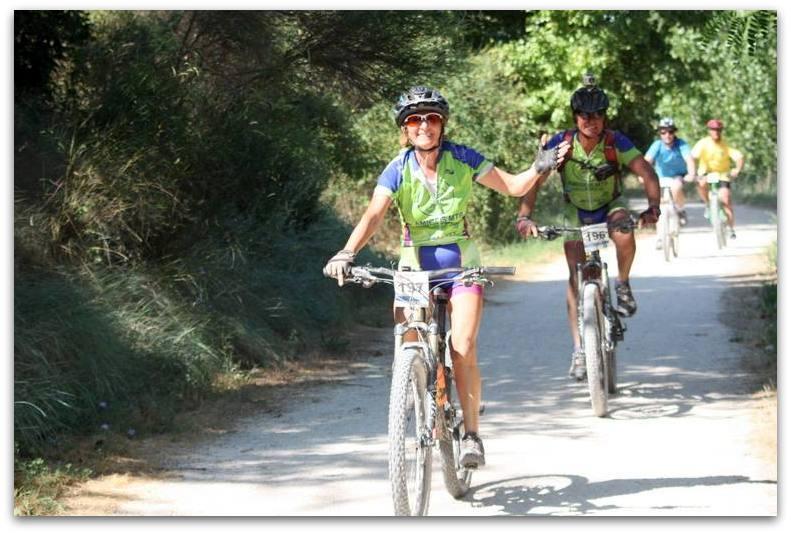 Primera parte de la II Marcha Bikes & Birras