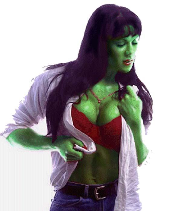 hulk protagonistas: