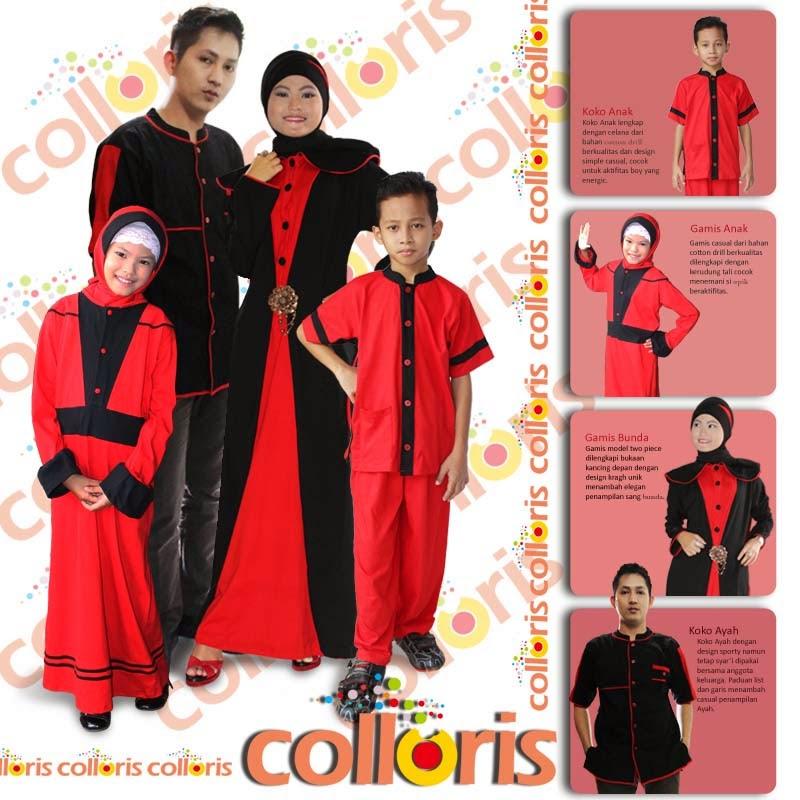 Pin Sarimbit Gamis Couple Batik Muslim Genuardis Portal On