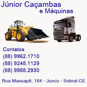 JÚNIOR CAÇAMBAS