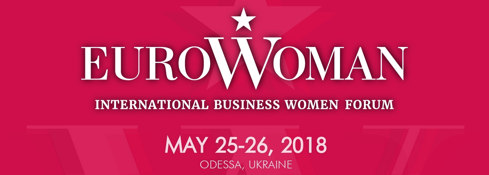 "International Business Women Forum ""EUROWOMAN 2018"""