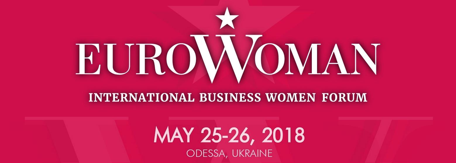 """International Business Women Forum """"EUROWOMAN 2018"""""""