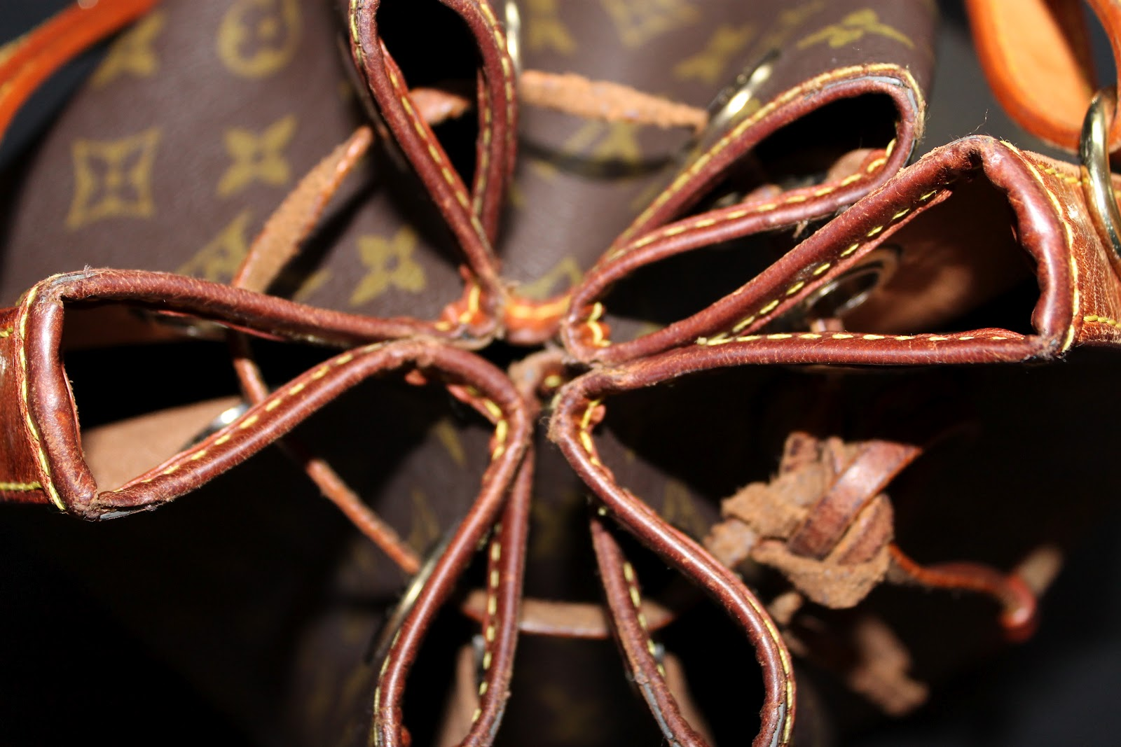 Louis Vuitton Lederband Noe