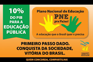 CAMPANHA NACIONAL PELO DIREITO À EDUCAÇÃO
