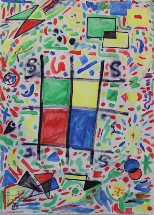 La jugla de colores 7-6-90