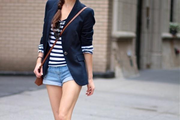 blazer fashion nyc outfit street style Favim com 430443 - Ba�l�ks�z Dolap.