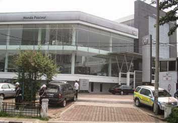 Alamat Dealer Honda Pasteur Bandung