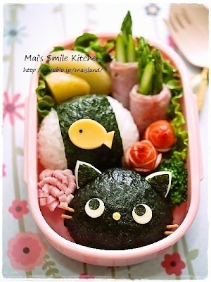 Cute Chococat Bento Box Lunch