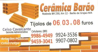 CERÂMICA BARÃO