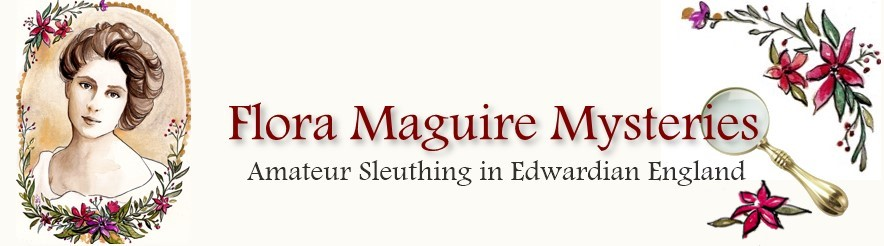 Flora Maguire Mysteries