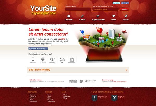 Search-Site-Design