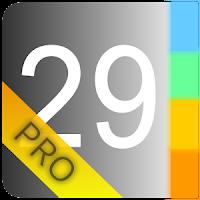 Download Clean Calendar Widget Pro apk