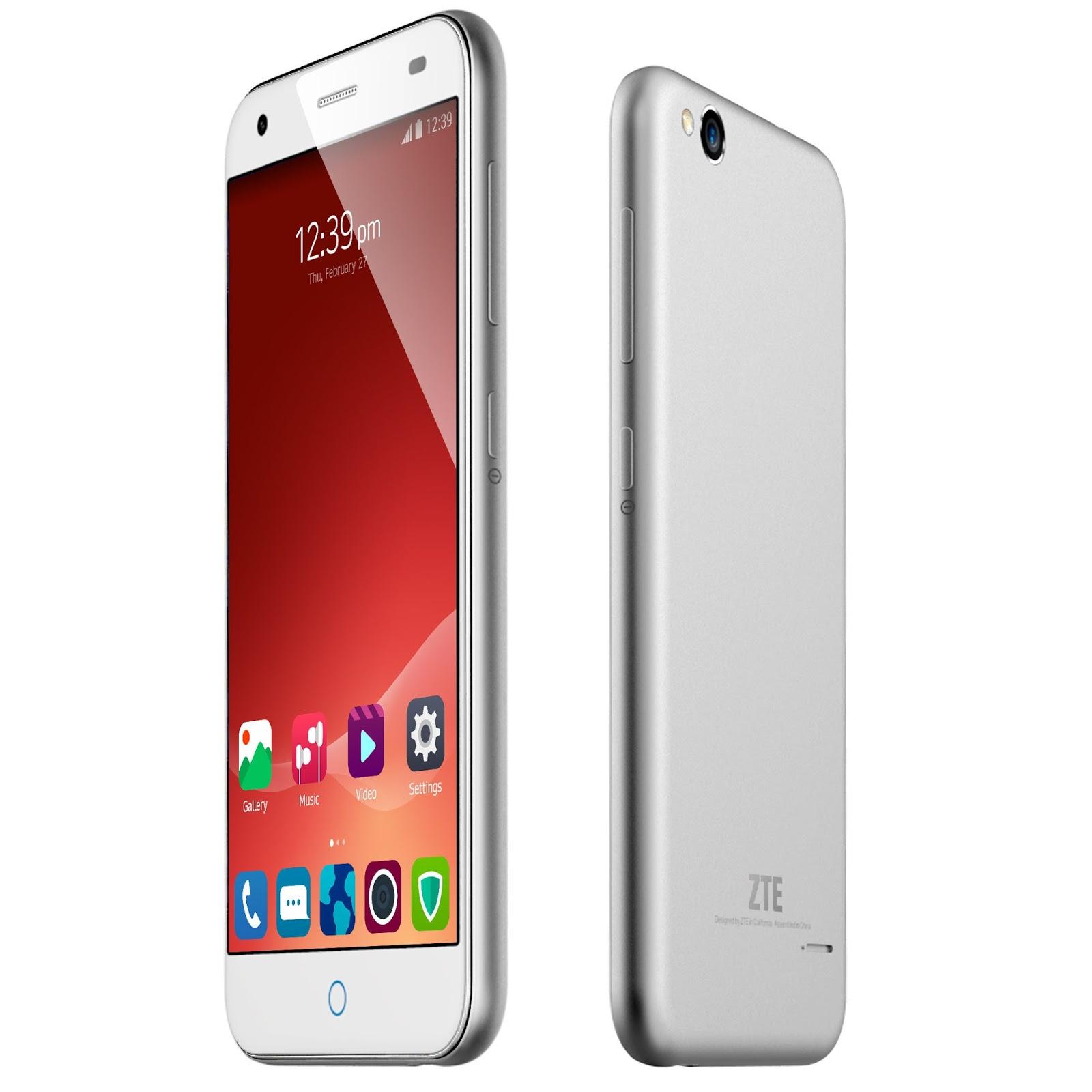 ZTE Blade S6, Kelas Menengah dengan 4G Plus Octa-core Snapdragon 64 bit