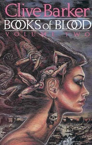 Portada original de Books of Blood: Volumen II