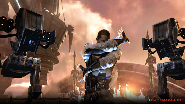 Star Wars The Force Unleashed 2 Screenshot 2