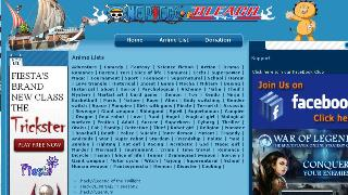 Top Anime Websites Onepieceofbleach