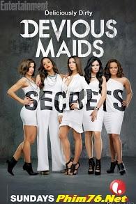 Những Cô Hầu Gái Kiều Mỹ 3 - Devious Maids Season 3