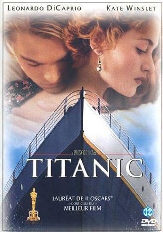 Titanik - Titanic (Leonardo DiCaprio-Kate Winslet-Felaket-1999)