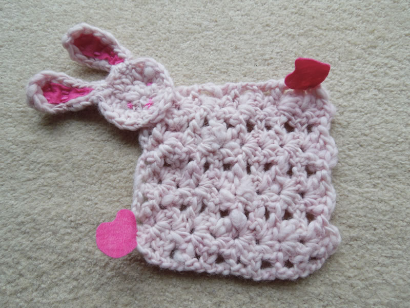 Happy Berry Crochet Free Crochet Pattern Baby Snuggle Bunny