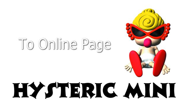 HYSTERIC MINI Online (網上)