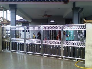 pagar tembok fencing pemasangan pagar tembok fencing pagar tembok