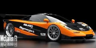 McLaren F1 mobil sport termahal di dunia